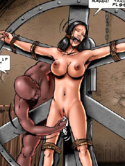 Slavegirl jasmine, serve the master!