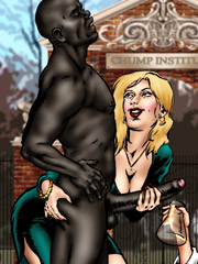 Redhead anal slave cartoon. the game by erenisch.