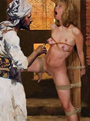 Bdsm art pics of future world where women are only fuck slaves to dominant males.